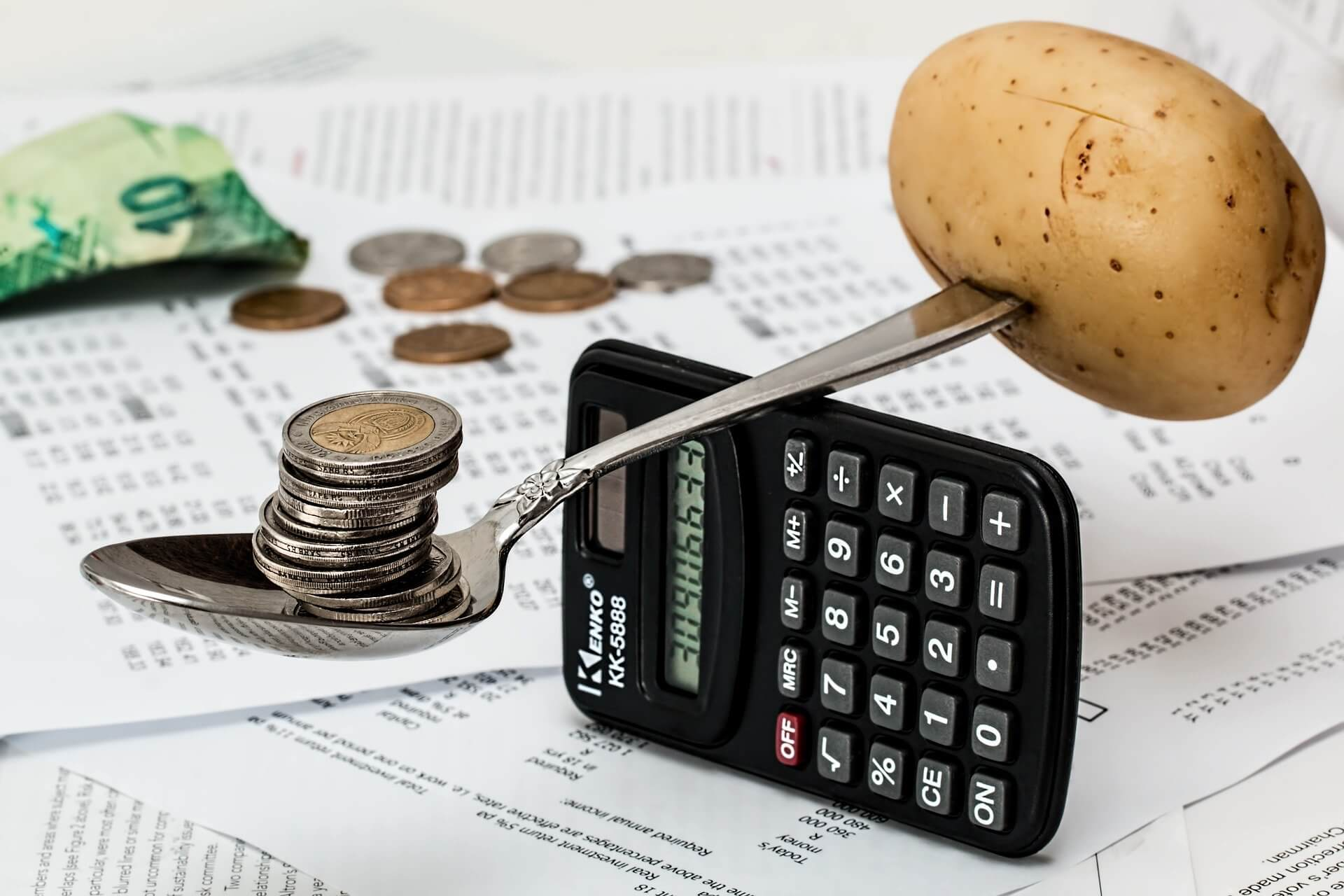 תכנון פיננסי ומימון יצירתי