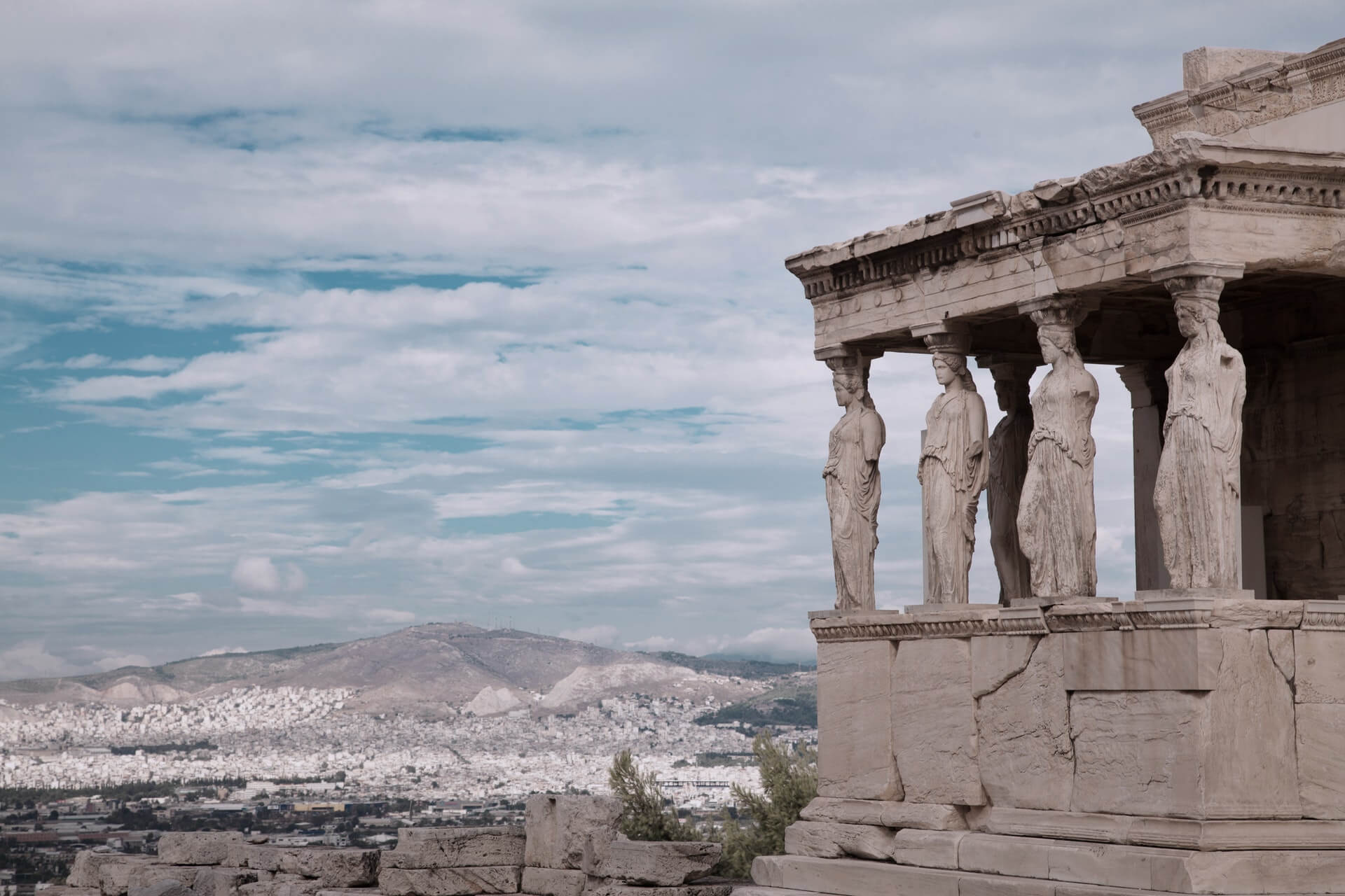 השקעות נדלן באתונה - תמונת מצב לשנת 2019